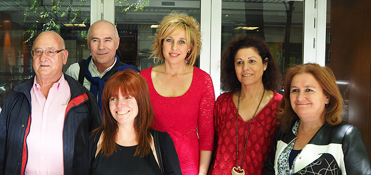Nuevo Comité Ejecutivo del Consejo General de Colegios de Logopedas