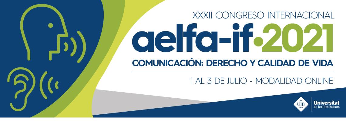 El CGCL, colaborador del XXXII Congreso Internacional de la Asociación Española de Logopedia, Foniatría y Audiología e Iberoamericana de Fonoaudiología