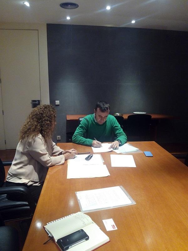 El CGCL se reúne con los grupos políticos para trasladar las diez medidas para mejorar la prestación sanitaria de la Logopedia en España