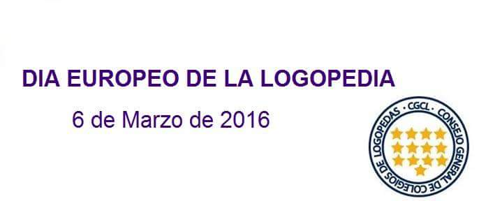 Agradecimiento de la Presidenta del Consejo General de Colegios de Logopedas
