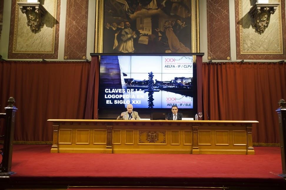 Crónica del XXX Congreso Internacional AELFA-FI / CLPV. Hacia una Logopedia Basada en la Evidencia