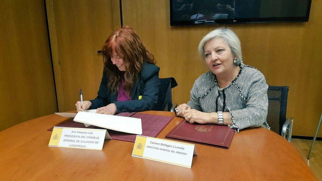 Firma del Protocolo General de Actuación entre el IMSERSO y el CGCL