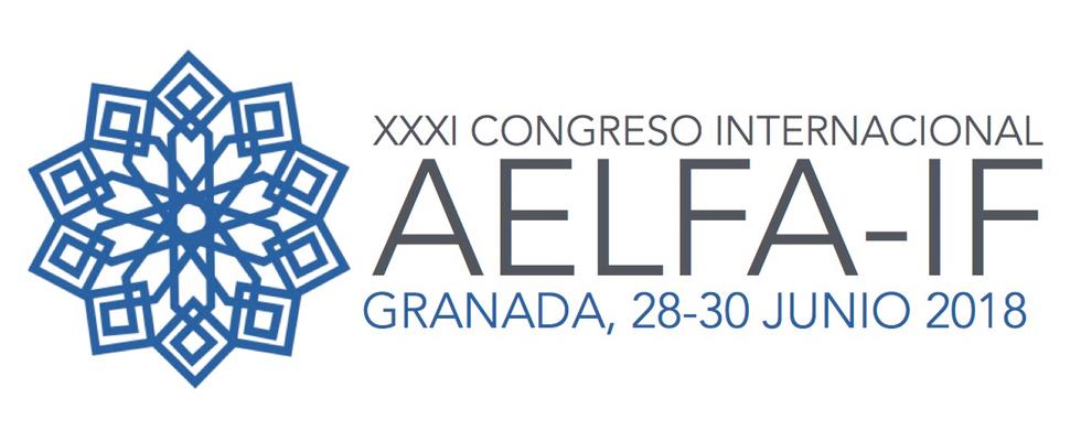 XXXI Congreso Internacional de la Asociación Española de Logopedia, Foniatría y Audiología e Iberoamericana de Fonoaudiología. Granada 2018