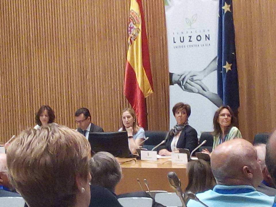 Acto de presentación del Observatorio Fundación Luzón