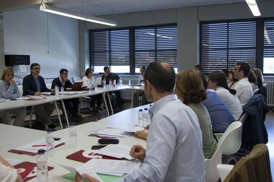 Conferencia de Decanos de Logopedia en la Universitat Ramon Llull-Blanquerna de Barcelona