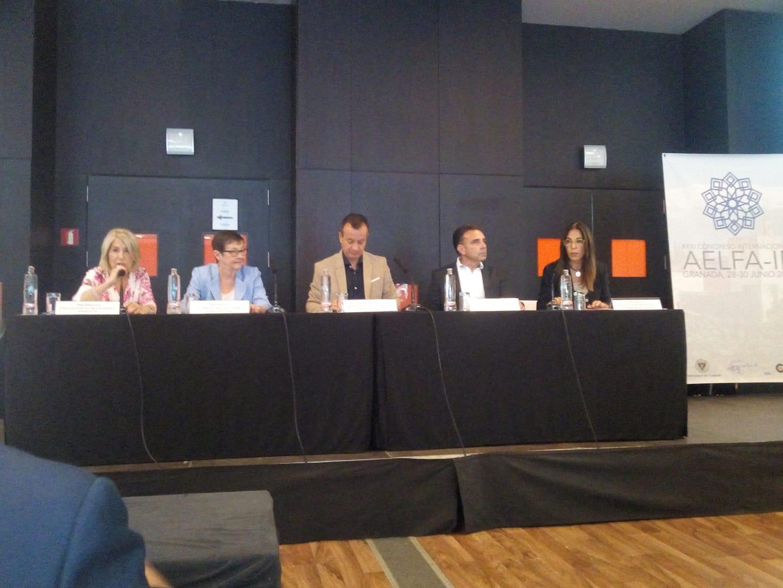 XXXI Congreso Internacional AELFA-IF, Granada