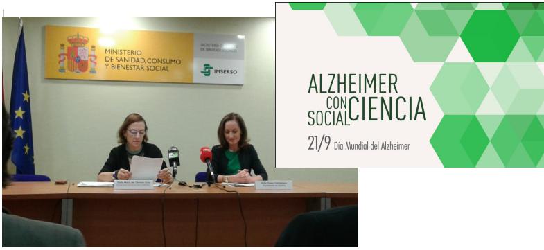 Presentación. Día Mundial del Alzheimer